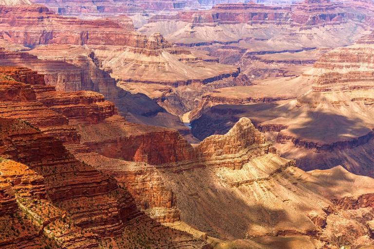 Grand Canyon South Rim, Arizona, USA