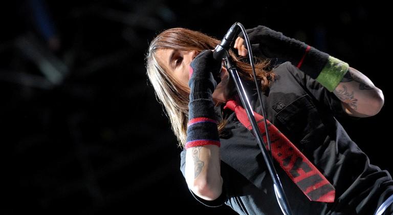 Anthony Kiedis | ©Leon Wilson/Flickr