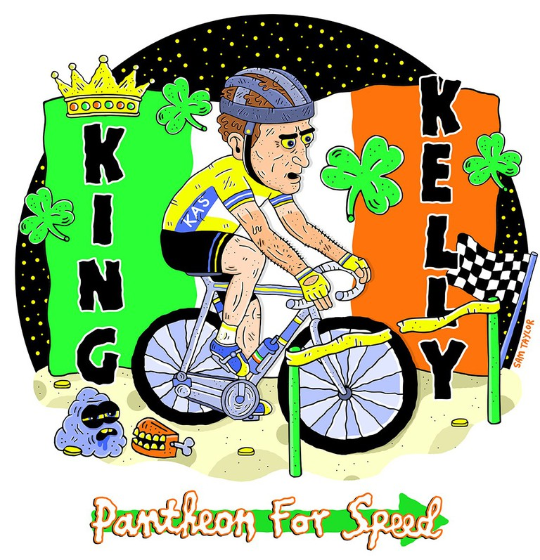 Sean Kelly as King Kelly. | © Sam Taylor