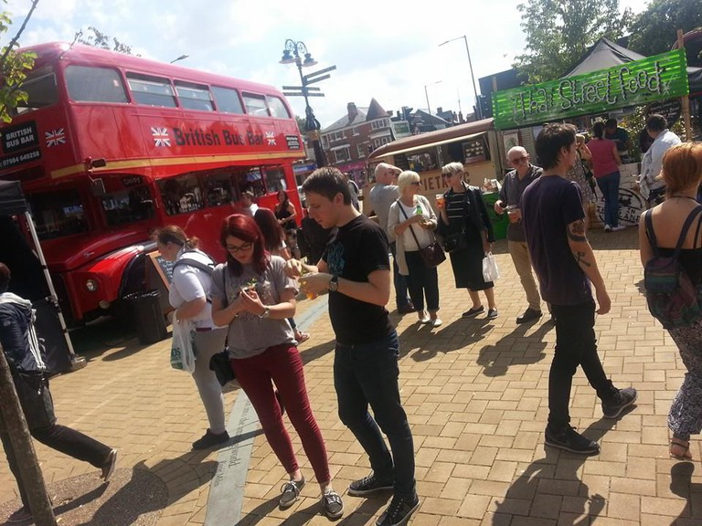 Kings Heath Street Food Market