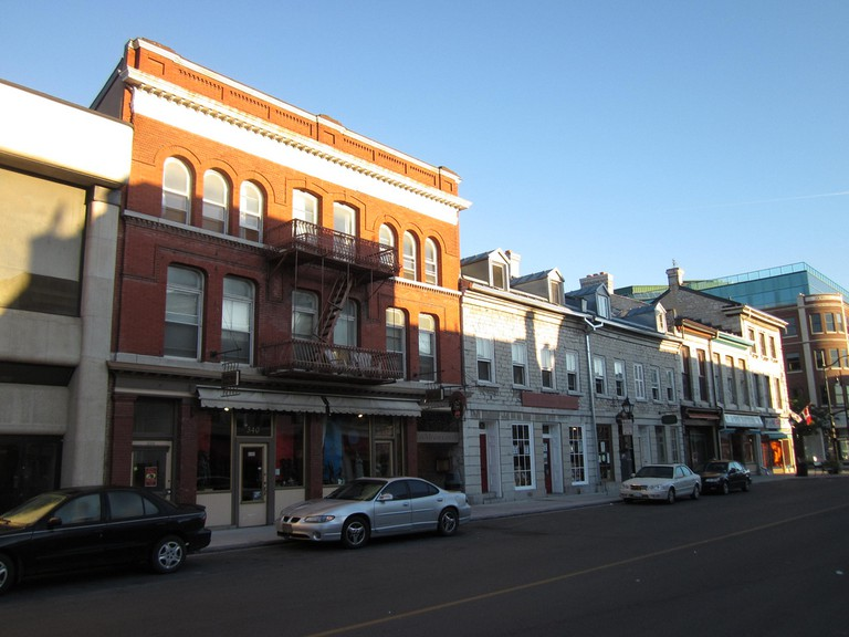 Downtown Kingston | © Doug Kerr / Flickr