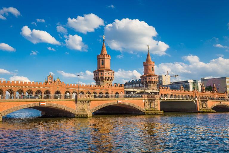 Berlin Friedrichshain-Kreuzberg, Germany   © canadastock/Shutterstock