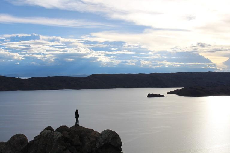 Lake Titicaca | © FotografoAficionado/pixabay
