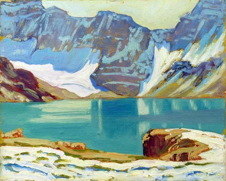 Lake McArthur, Yoho Park by James MacDonald (1924) | Public Domain/WikiCommons