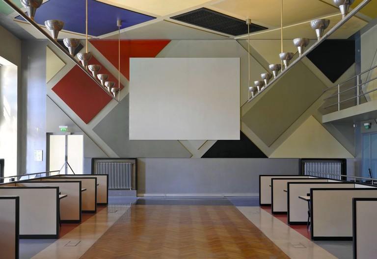 The Rooms of the Aubette © Mathieu Bertola/Musées de la Ville de Strasbourg