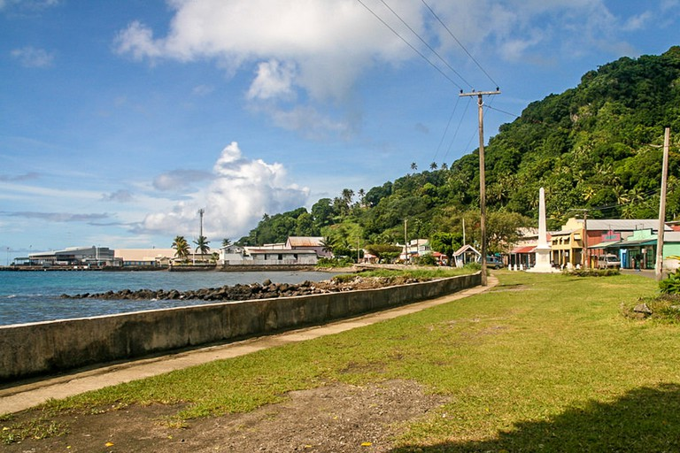 Levuka, Ovalau in Fiji | © Simon Davies / Flickr