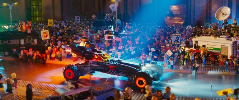 LEGO Batman Movie and Gotham | © Warner Bros.