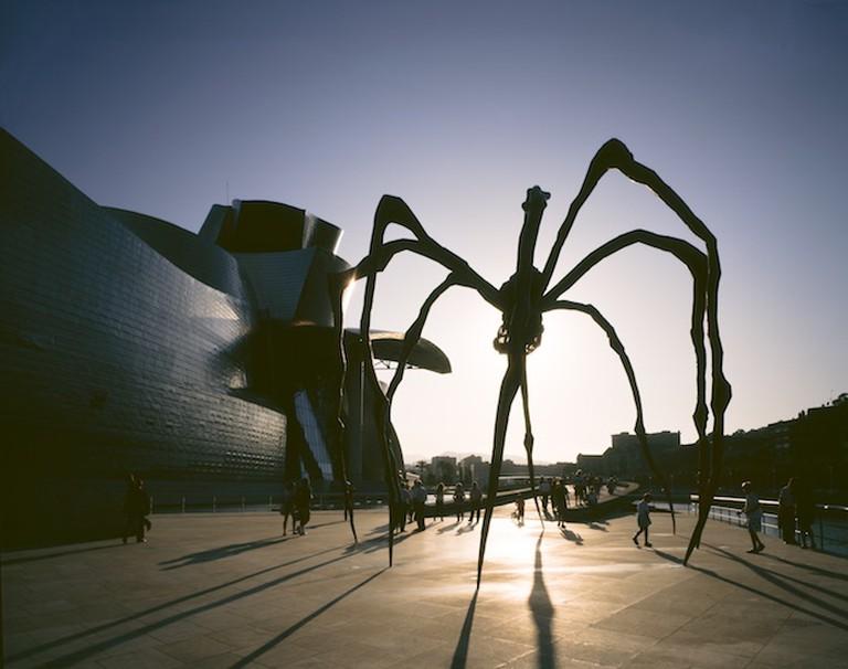 Maman by Louise Bourgeois | Guggenheim Museum Bilbao