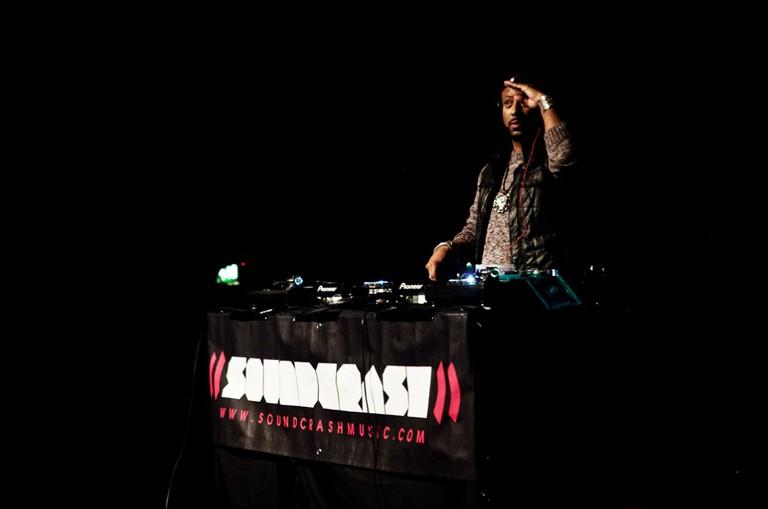 Madlib at Soundcrash   Courtesy of Soundcrash
