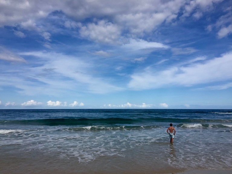 Praia Moçambique / © Georganne Hassell
