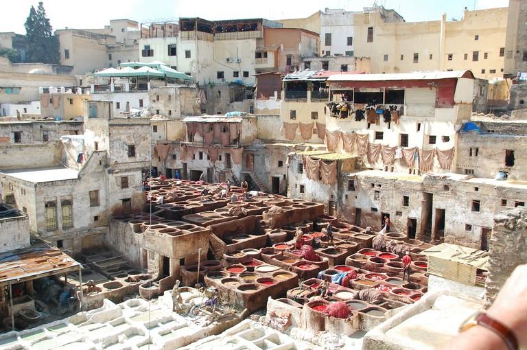 Fez, Morocco © Yolanda/Pixabay
