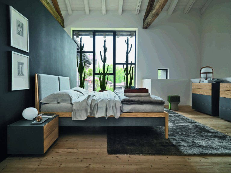 Mylon Bed by Team 7, from £4,752 ©Wharfside