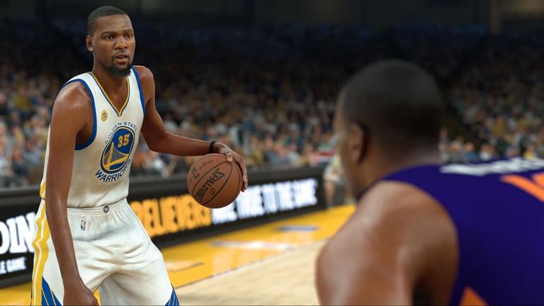 NBA 2K 17. | Courtesy 2K.