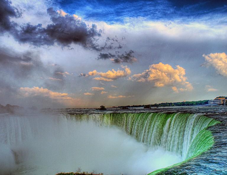 Niagara Falls | © Paul Bica