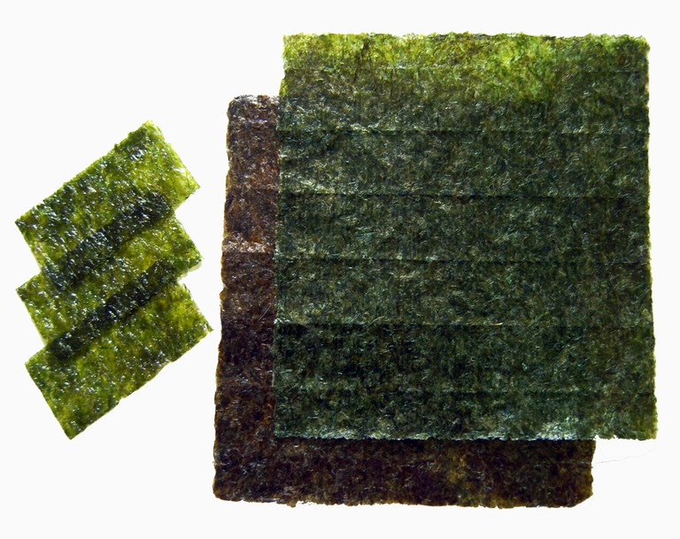 Nori | Courtesy of Wikimedia Commons