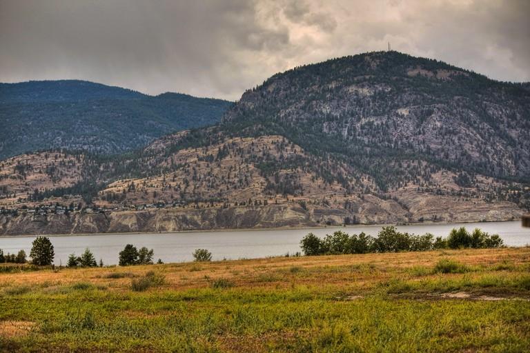 Winery Views in the Okanagan | © Tony Sprackett / Flickr