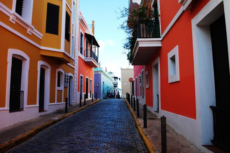 Old San Juan, Puerto Rico   © Erik Larson/Flickr