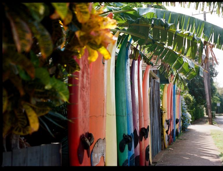 Paia, Hawaii © Rosie Matheson