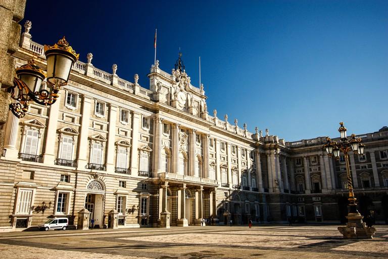 Palacio Real | © Farbregas Hareluya/Shutterstock