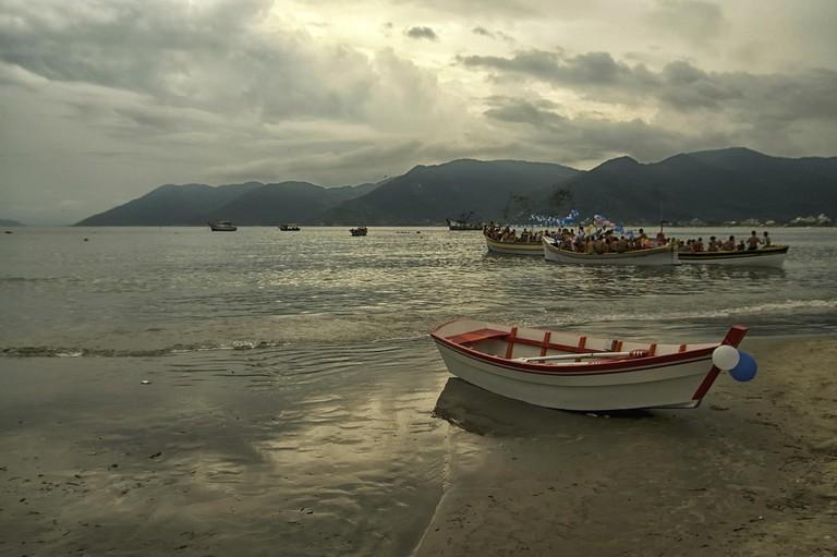 Pântano do Sul / © Otávio Noguiera / Flickr
