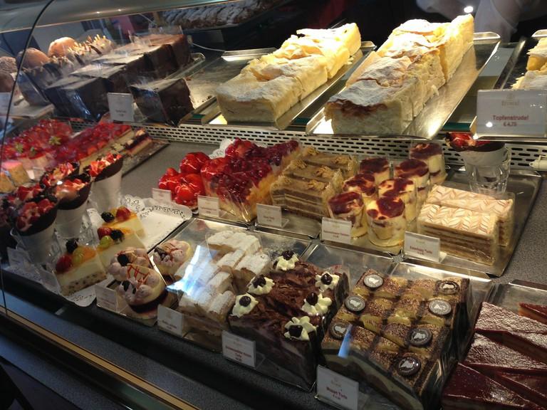 Viennese Cake Shop | © strecosa / pixabay