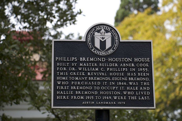 Phillips-Bermond-Houston House © Michael Brockoff