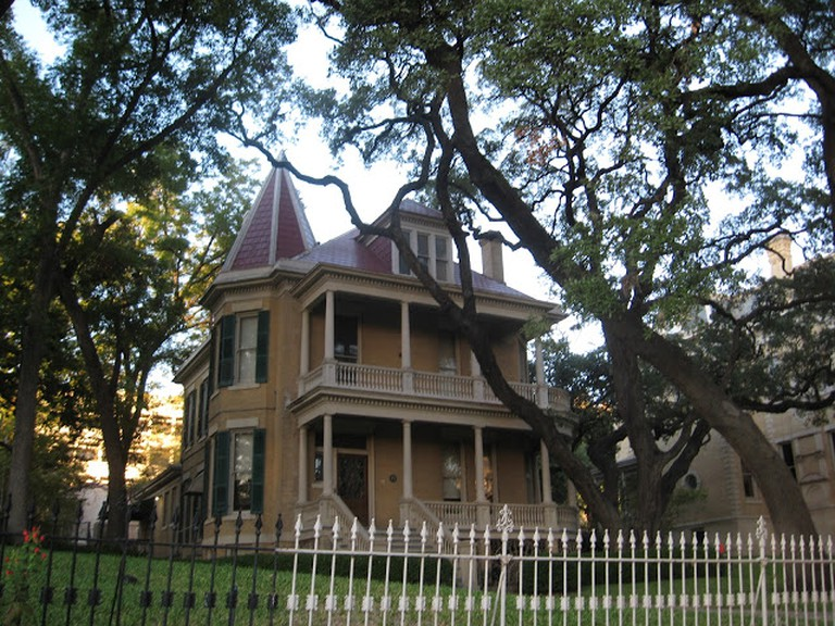 Pierre Bremond House, Courtesy of Texas Small Town Adventures