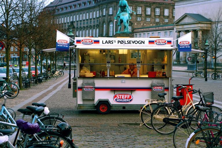 Hot Dog Stand | © Gunnar Bothner-By / Flickr