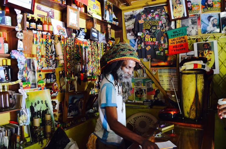Ras Malekot, Mt Debre Zeit, Kingston, Jamaica   © CaribbeanCables/Flickr