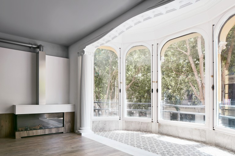 The Tamarit appartment by RAS Arquitectura Courtesy of RAS Arquitectura