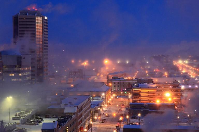 Winter in Regina | © Daniel Paquet / Flickr
