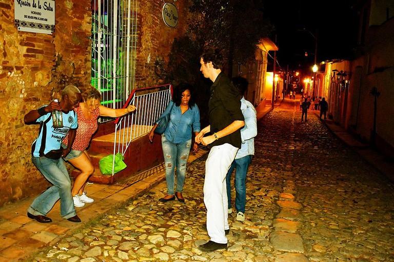 A popular salsa spot in Trinidad, Cuba | © Yoeztudioz/WikiCommons