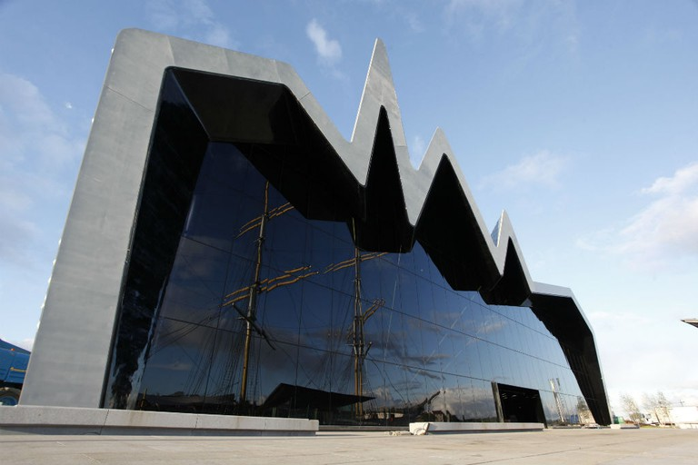 Riverside Museum | Courtesy Of Glasgow Life