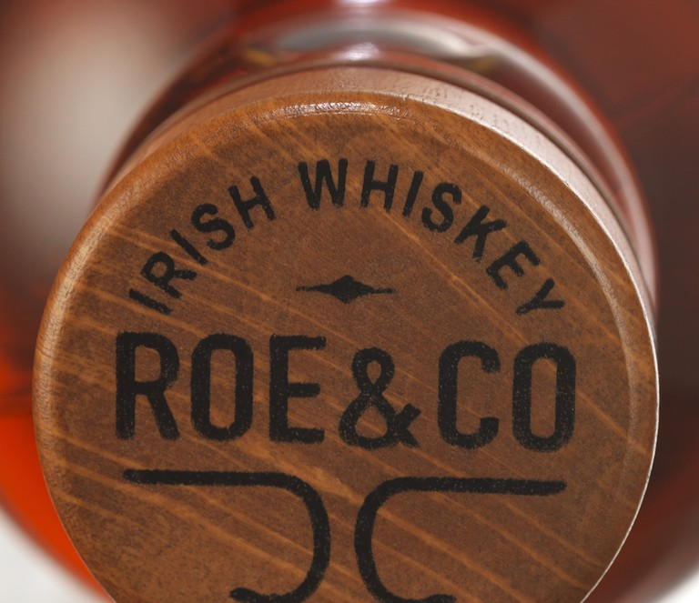 Roe & Co bottle cap | Courtesy of Diageo
