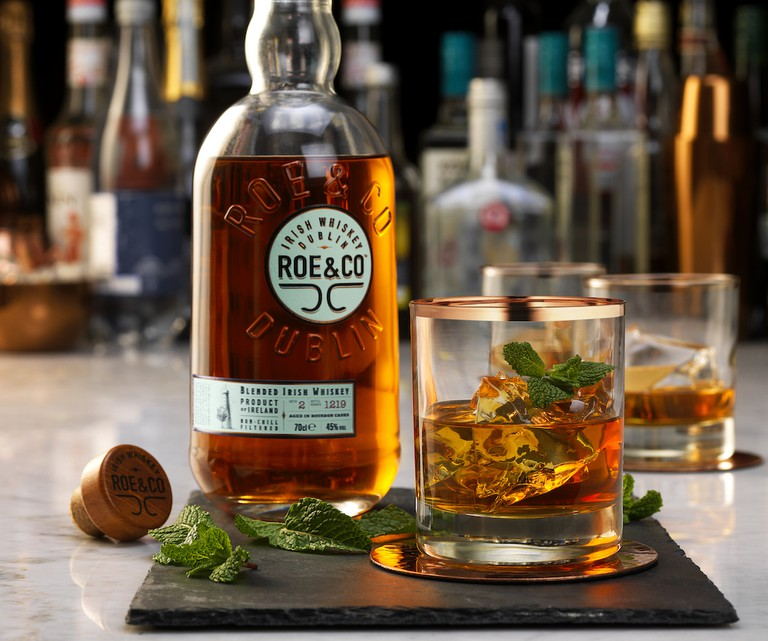 Roe & Co cocktail | Courtesy of Diageo