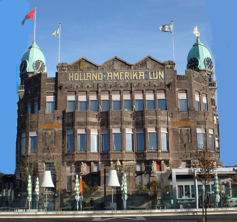 Hotel New York Rotterdam | ©F.Eveleens/WikiCommons