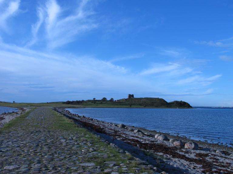View of the Kalø Castle | © David A. Garcia