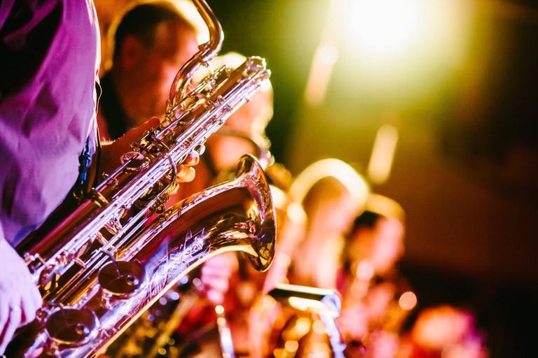 Saxophone © Jens Thekkeveettil/unsplash