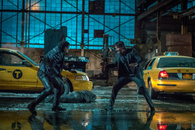 Fight scene in 'John Wick: Chapter 2' | © Warner Bros