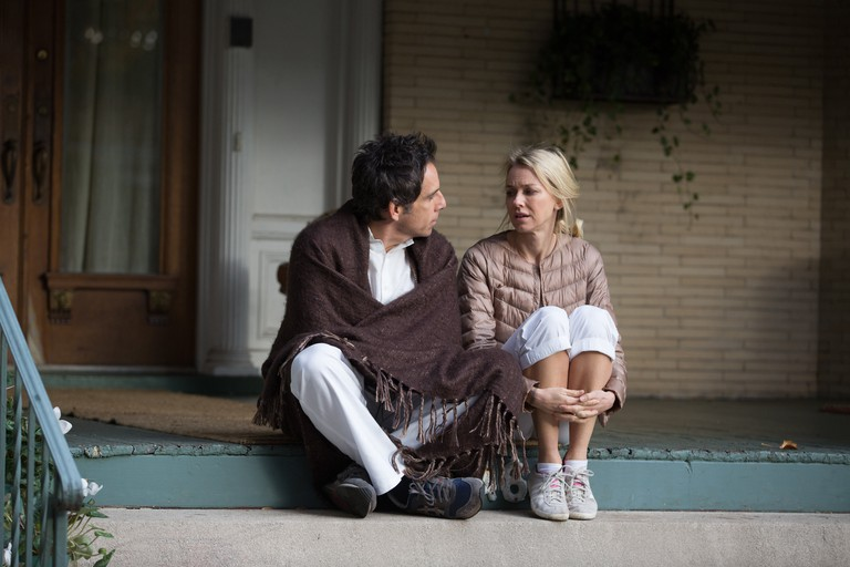 Ben Stiller and Naomi Watts in 'While We're Young' | Courtesy of A24