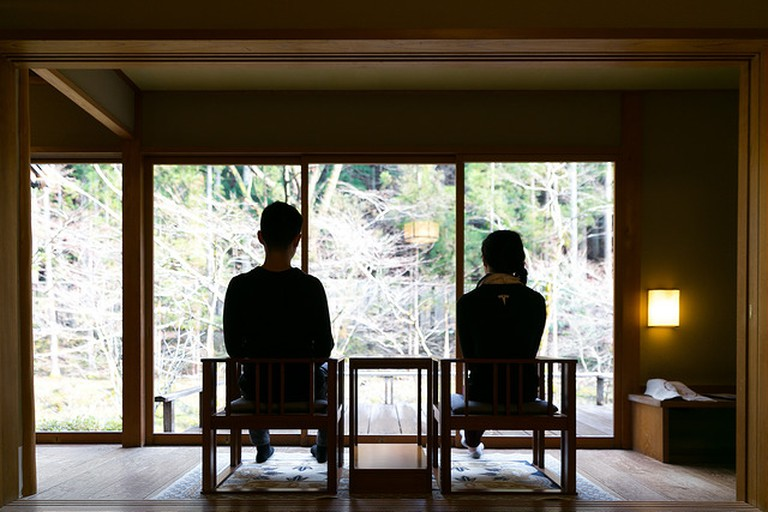 Miyamasou Ryokan in Kyoto