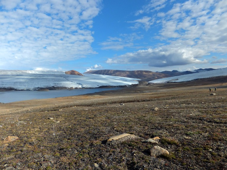 Scylla and Charybdis Glaciers | © Wikimedia Commons