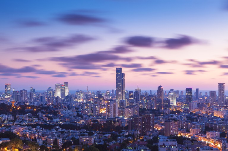 Tel Aviv and Ramat Gan are major parts of Silicon Wadi | © Dmitry Pistrov / Shutterstock
