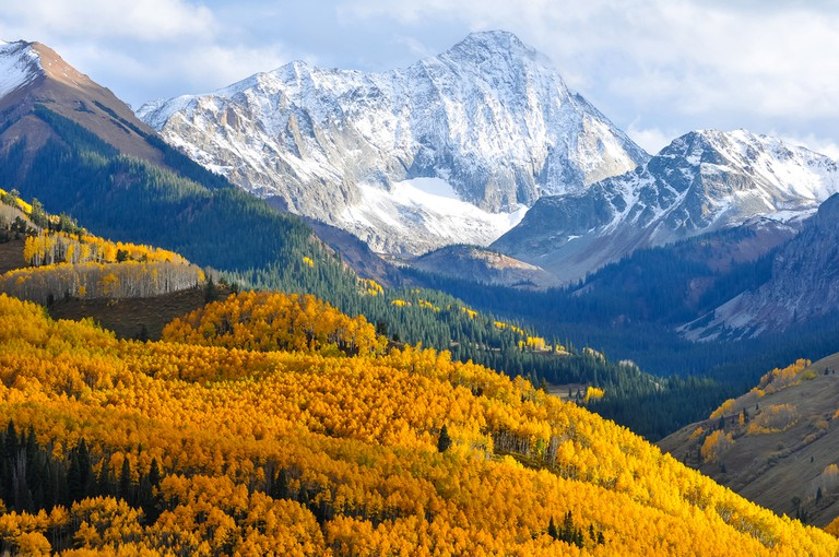 Rocky Mountain National Park | © Mavrick / Shutterstock