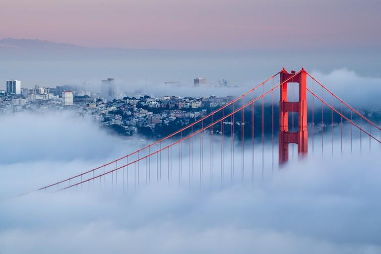 Golden Gate Bridge | © Francesco Carucci / Shutterstock