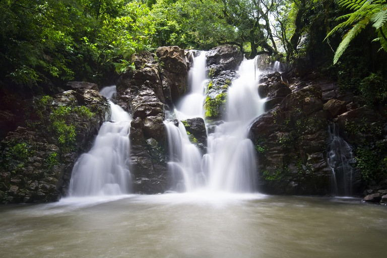 Bouma Falls, Taveuni, Fiji | © Joe Belanger / Shutterstock