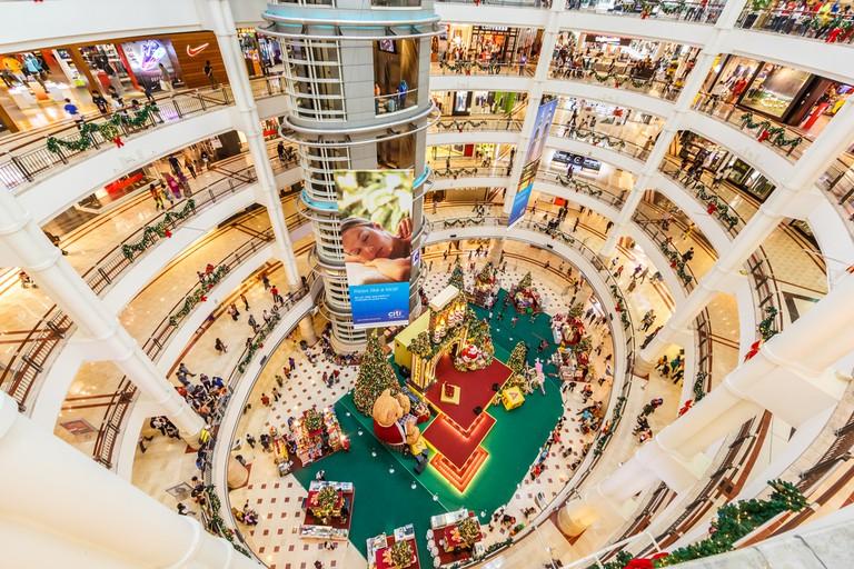Suria KLCC Shopping mall  © Tooykrub/Shutterstock