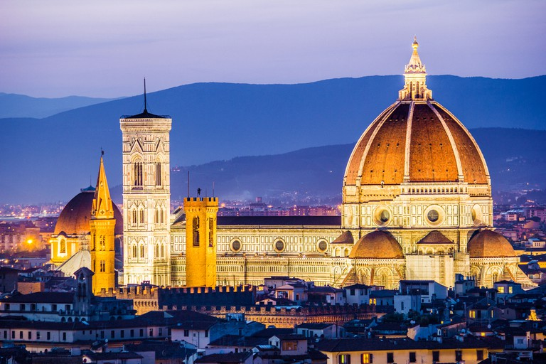 Florence Cityscape | Ronny Bas / Shutterstock