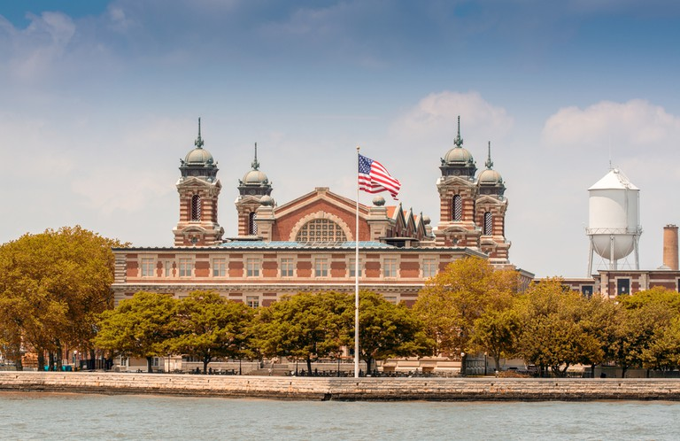 Ellis Island   © Pisaphotography