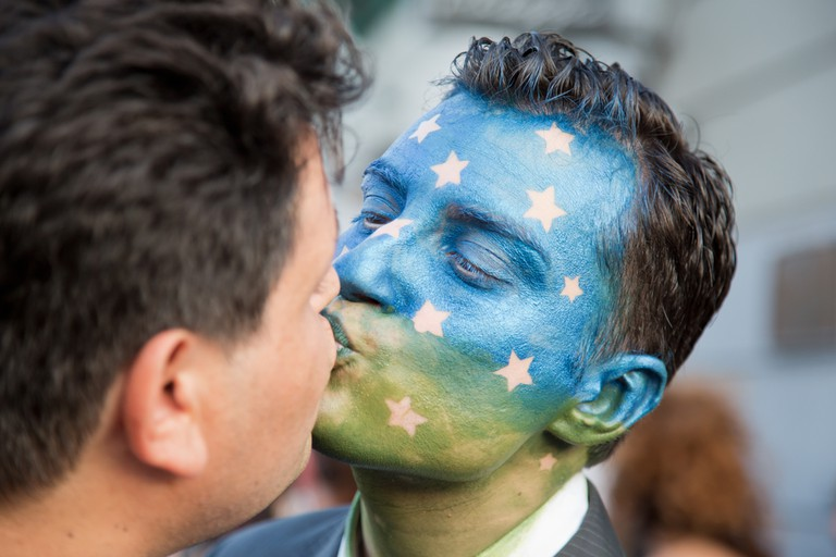Naples Gay Pride Parade © PFMphotostock / Shutterstock